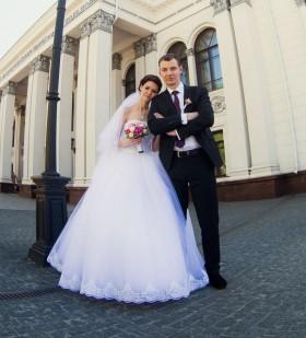 Свадебное платье Svetlana Zaitseva