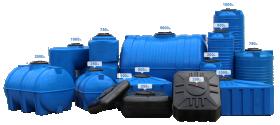 5 Емкость от 100 до 10000 литров