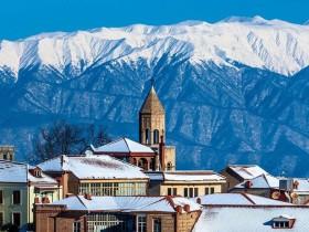 Тур на Новый год 2019 в Тбилиси!
