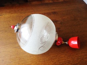 Потолочная люстра шар, Е27