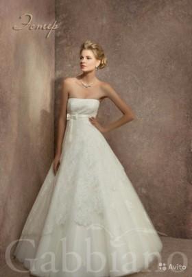 Свадебное платье Gabbiano Эстер