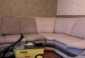 Химчистка, ковров, диванов. На дому