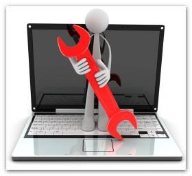 Компьютерная помощь, ремонт оргтехники, Абонентское обслуживание компьютеров (IT - Аутсорсинг)