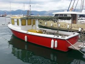 Прогулки и рыбалка в открытом море