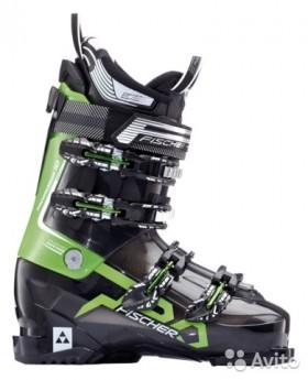 Горнолыжные ботинки Fischer Progressor 10