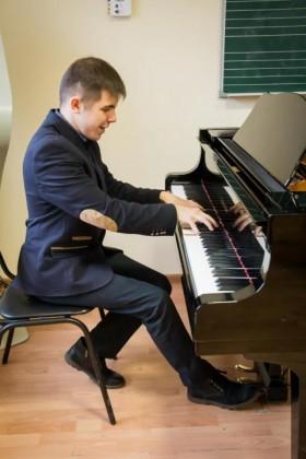 Частный педагог фортепиано гитара бас