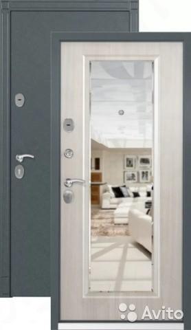 Входная дверь Torex Delta Mirror M Color