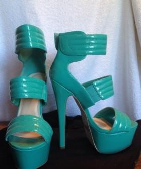 Туфли для танцев (pole dance) США