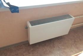 Радиатор с экраном