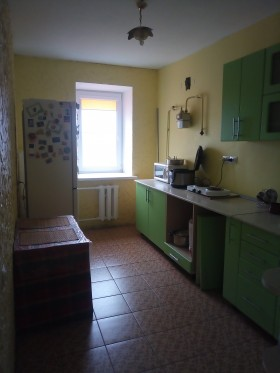 Квартира 3 комнаты, балкон и лоджия