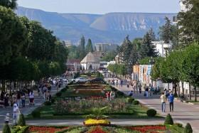 Новогодняя поездка в Кисловодск