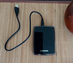 Новый жёсткий диск Samsung 500гБ