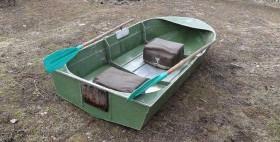 Лодка металлическая разборная Малютка-2