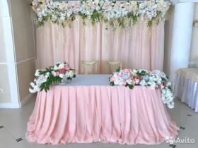 Оформление свадеб Декор зала и выездной регистрации