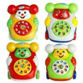 Игрушка телефон