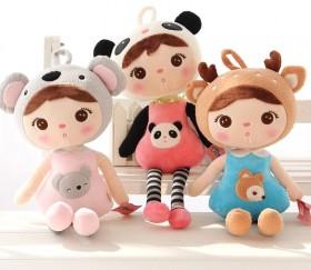 Мягкие куклы в ассортименте