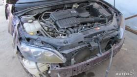 Двигатель 1.6л. на мазда 3 (2007)