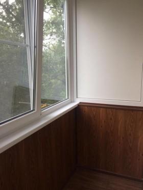 Окна-Сервис -Откосы-Отделка балконов под ключ