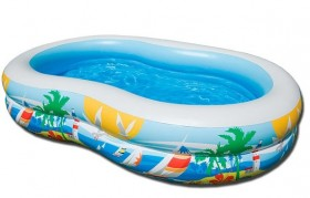 Детский надувной бассейн Intex (572 л)