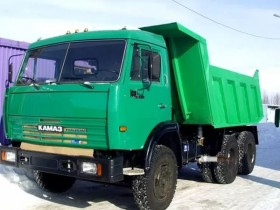 Доставка сыпучих грузов, КАМАЗ 15 ТОНН