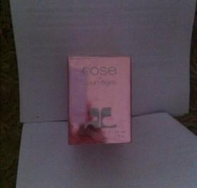 Женская парфюмерная вода Розовый Кураж