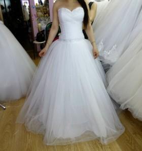 👑 Свадебное платье 👑 Москвовское, фабричный крой