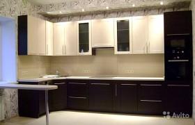 Кухонный гарнитур мокко