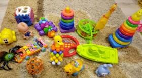 Пакет развивающихся игрушек