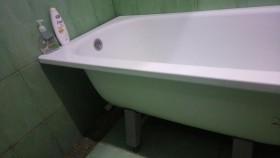 Ванна новая.