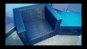 Мебель из полиротанга
