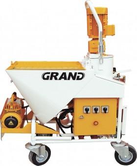 Штукатурная станция Grand 4 (380V)
