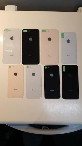Замена корпусов задних крышек модулей и стекла на все iPhone