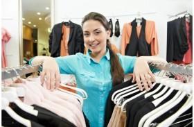 Продавец в магазин женской одежды