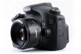 Canon 60D + объектив canon 50mm 1.8