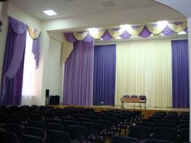 Пошив штор любой сложности. Пошив одежды сцены.Театральные шторы