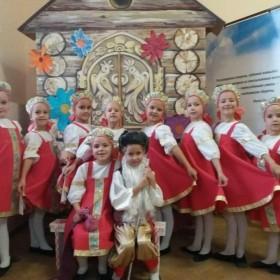 Танцы,хореография для детей