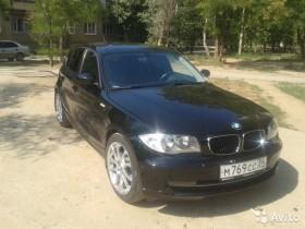 BMW 1 серия, 2007