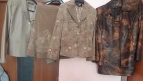 Костюмы, пиджаки, кофты, юбки Пакетом,розницу
