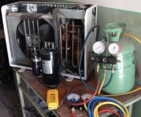 Ремонт холодильного оборудования и сплит-систем
