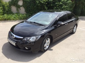 Honda Civic, 2009