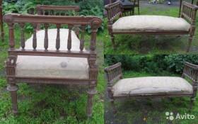 Реставрация старинной и антикварной мебели