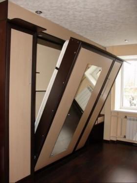 Мебель с подъемной (откидной) кроватью