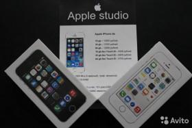iPhone 5s, 16gb/32gb/64gb магазин, гарантия