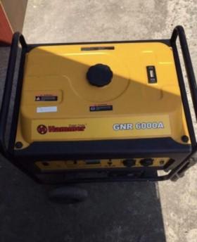 Бензогенератор GNR Hammer 6000A