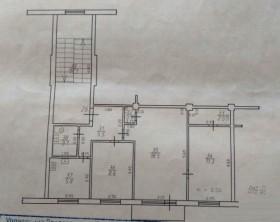 3-к квартира, 56 м², 2/5 эт. ул Ставропольская, 189