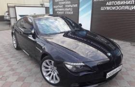 BMW 6 серия, 2008
