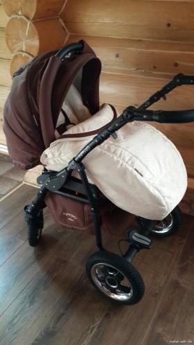 Продается коляска ademax 2в1