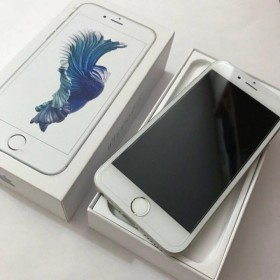 IPhone 6s 32GB Silver на Гарантии