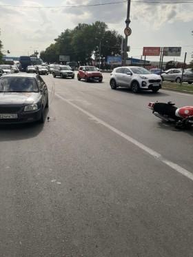 Ищем свидетелей ДТП на перекрестке Аксайский проспект – поворот на п. Янтарный вчера 25.08.2019 года в 15 часов 15 минут