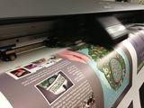 Широкоформатная печать билбордов, баннеров, фотостендов.